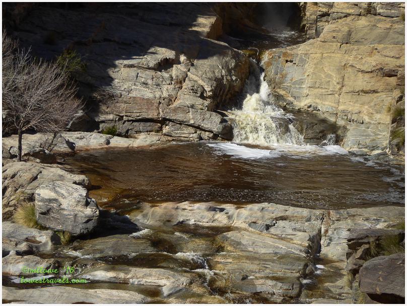 Seven Falls, Bear Canyon
