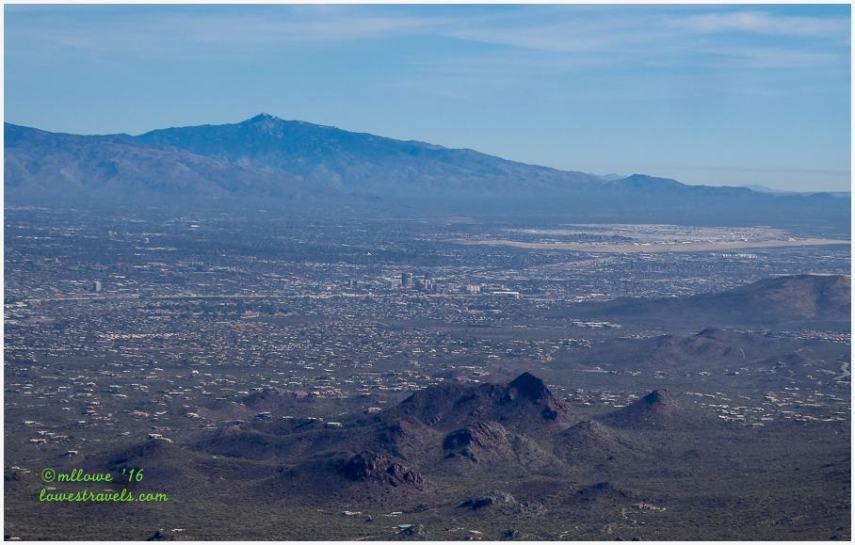View from Wasson Peak