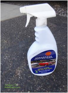 We use 303 Aerospace Protectant on the roof