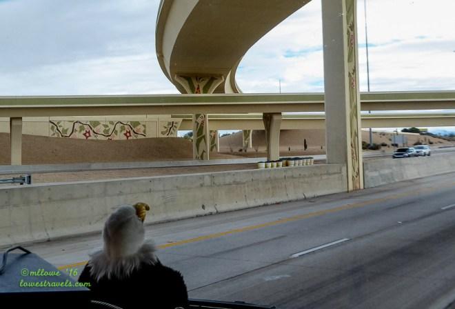 I-10 I-19 interchange