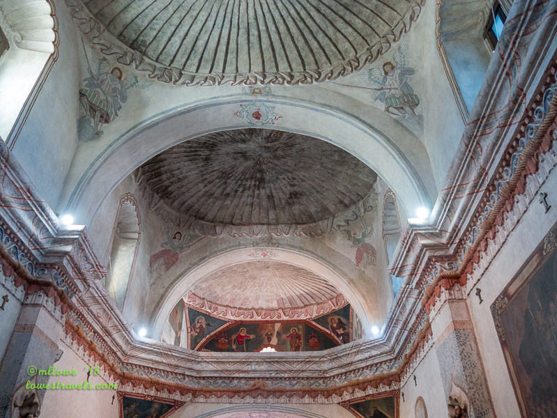 Choir Loft- Mission San Xavier del Bac