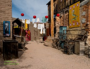 Chinese Alley, Old Tucson Studios