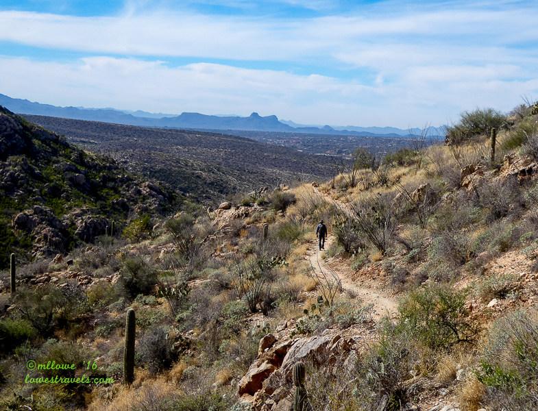 Romero Pools Trail