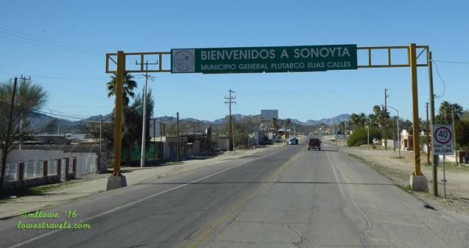 Sonoyta, Mexico