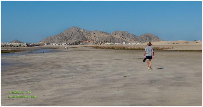 Sandy Beach, Puerto Penasco, Mexico