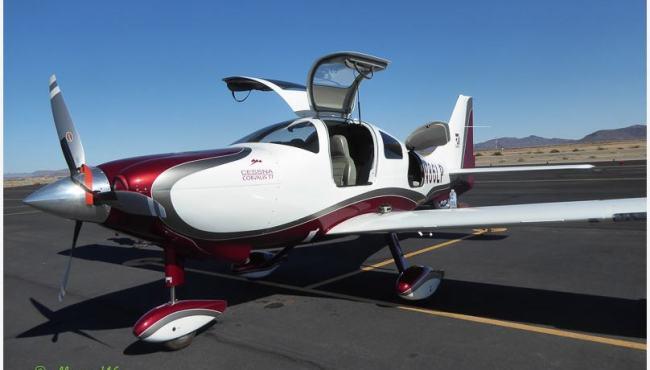 Cessna Corvallis Tt