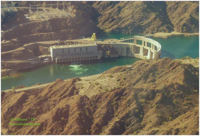 Parker Dam, Arizona
