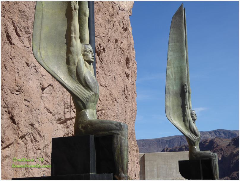 Winged Structures, Hoover Dam