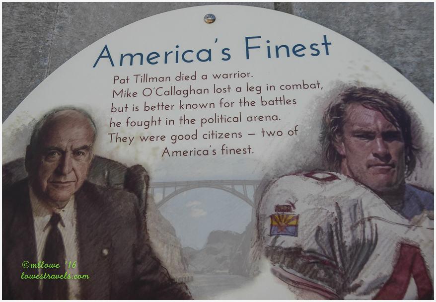 Mike O'Callaghan - Pat Tillman Memorial Bridge