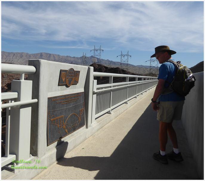 Mike O'Callaghan–Pat Tillman Memorial Bridge