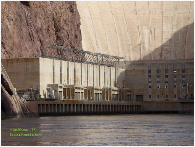 Power Plant, Hoover Dam
