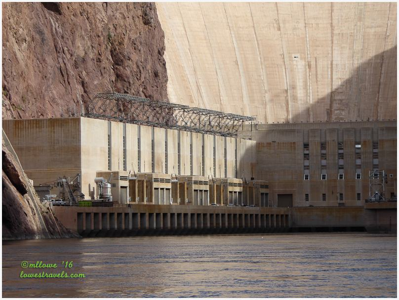 Power Plant, Hoover Dam