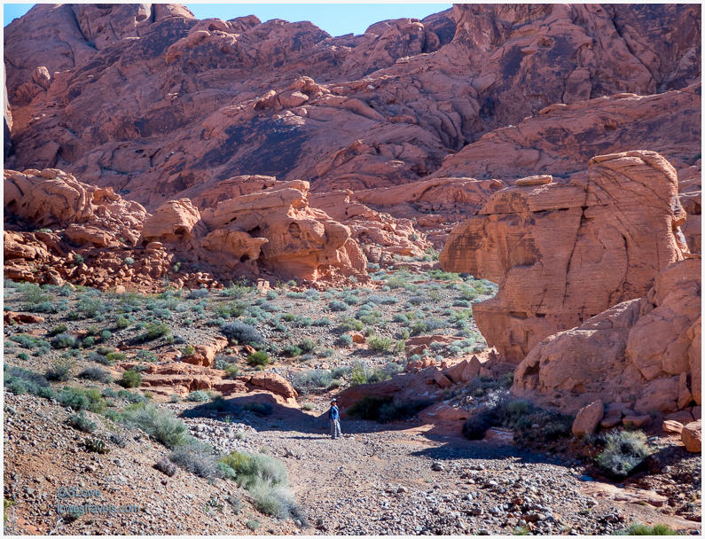 Prospect Trail, Valley of Fire