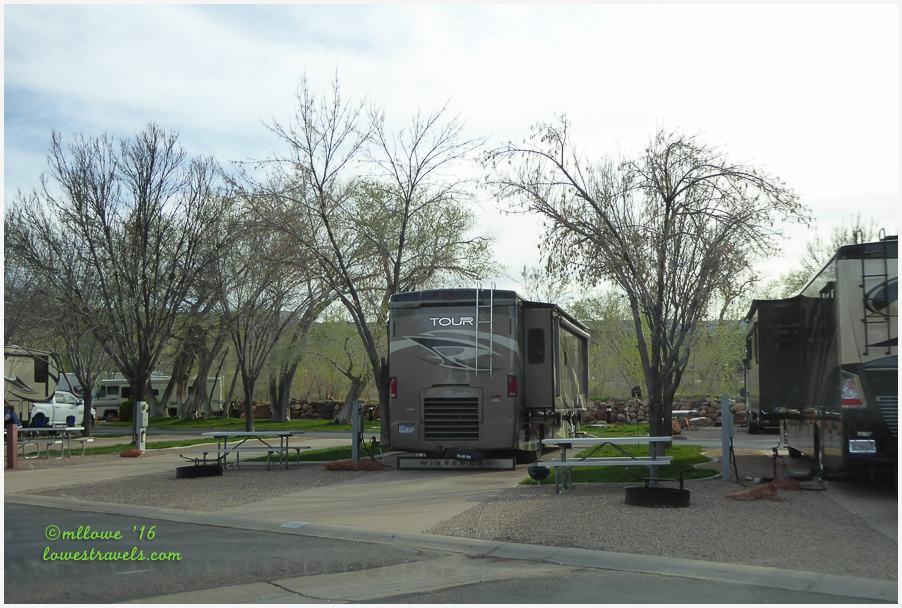 Zion River RV Resort