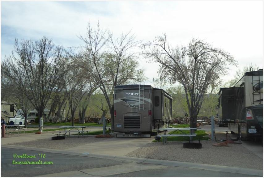 Zion River RV Resort