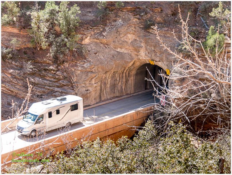 Mt Carmel tunnel