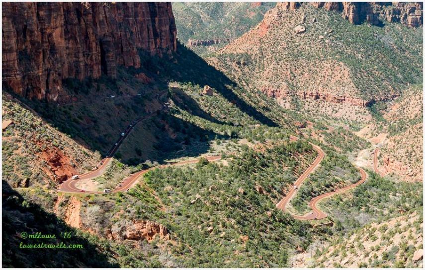 Mt. Carmel scenic byway