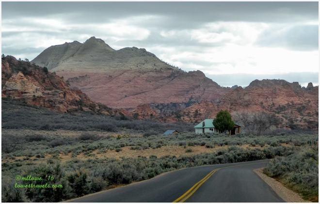 Kolob Terrace Road