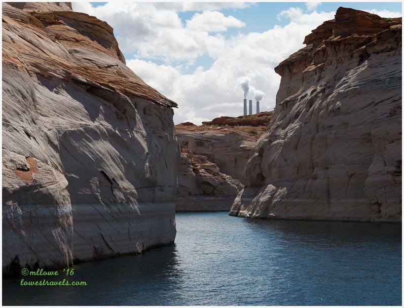 Antelope Canyon boat tour