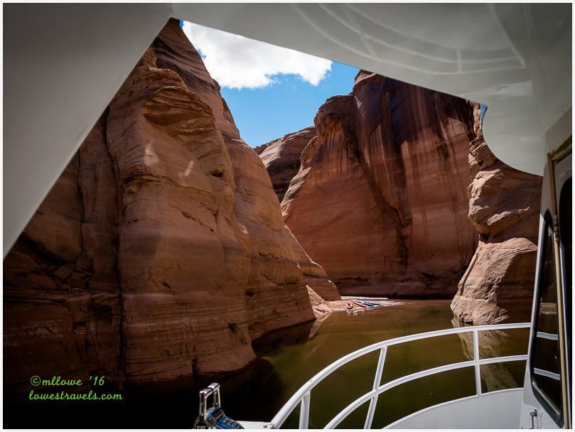 Antelope Canyon Boat Tour