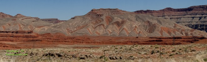 Raplee Anticline