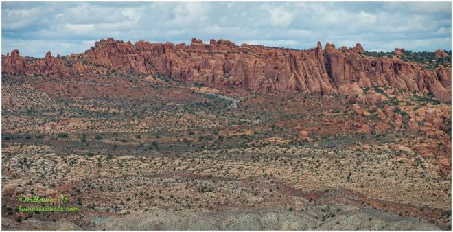 Salt Valley- Arches NP