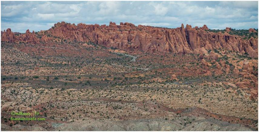 Salt Valley- Arches NP
