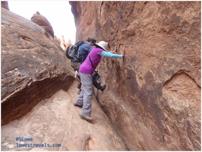 Fiery Furnace Trail