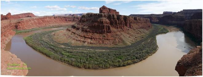 Goosenecks of the Colorado River