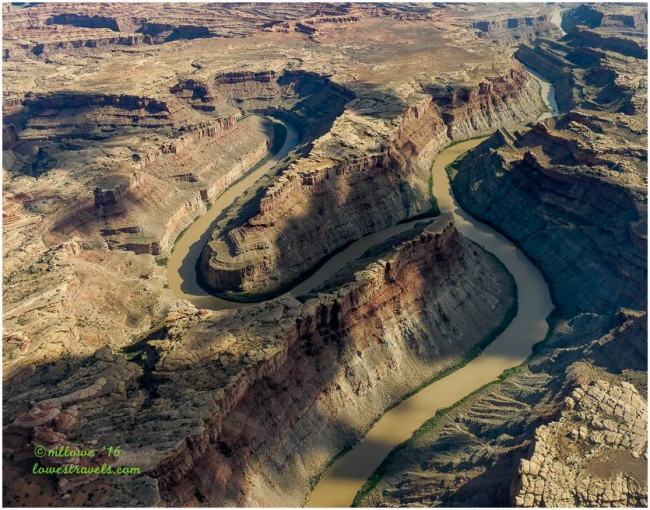 confluence of the Green River and Colorado River