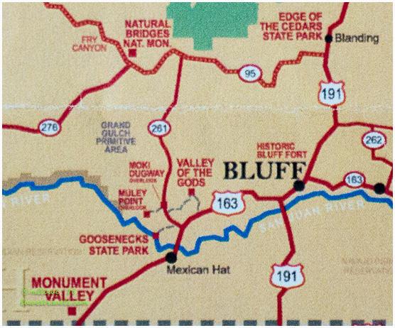 Bluff, Utah