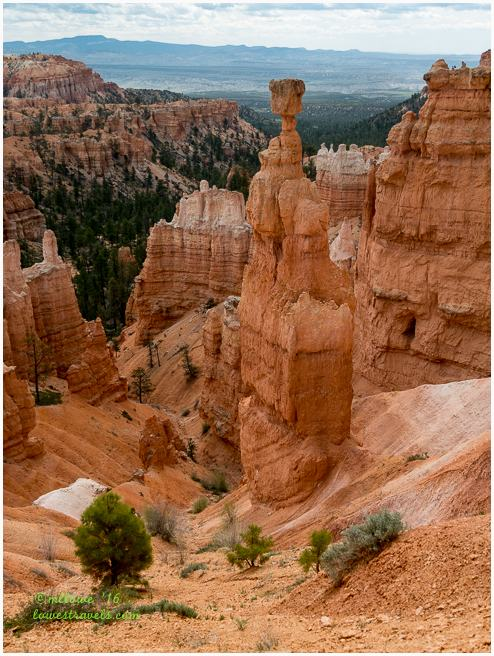 Thor, Bryce Canyon