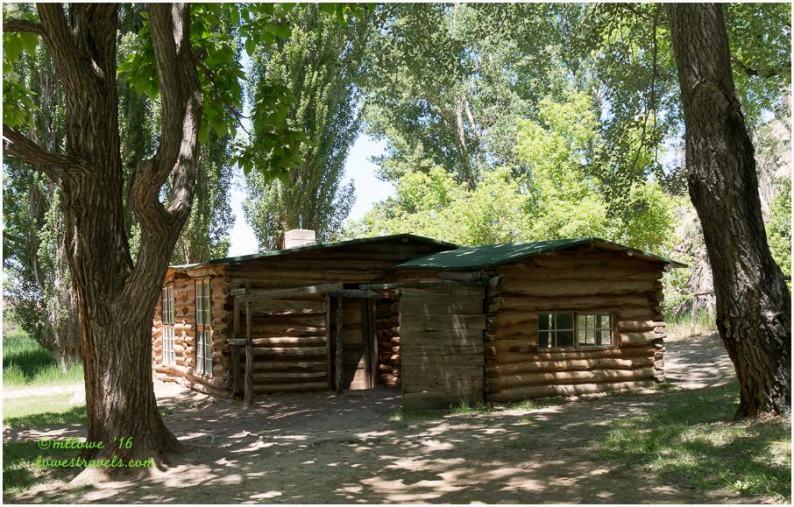 The Morris cabin