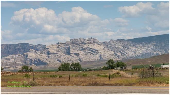 Tilted Rock, Dinosaur National Monument
