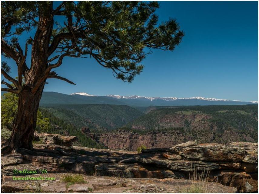 Unita Mountain Range