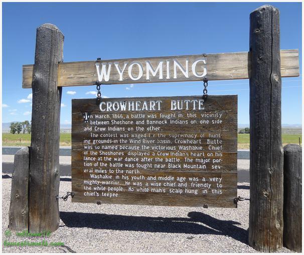 Wyoming Signage