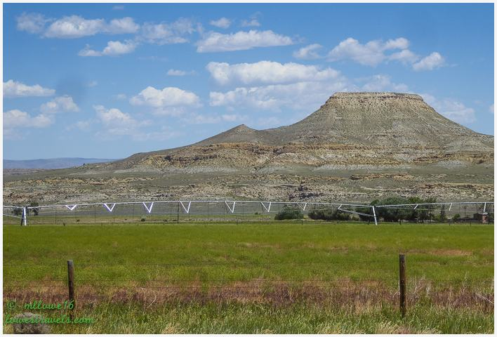 Crow heart Butte