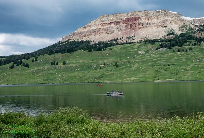 Bear tooth Lake