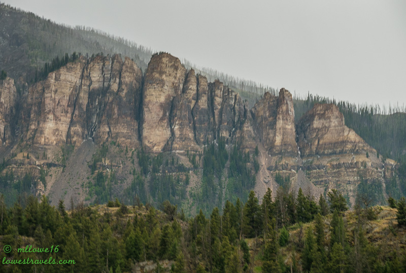 Cathedral Cliffs