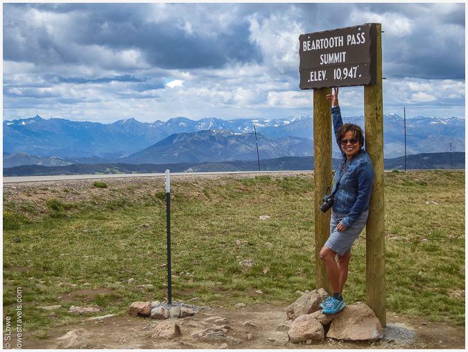West Summit, Beartooth Pass
