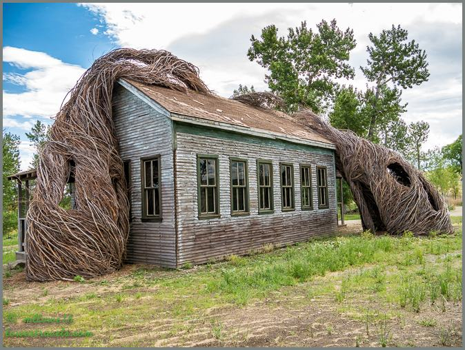 DayDreams by Patrick Dougherty