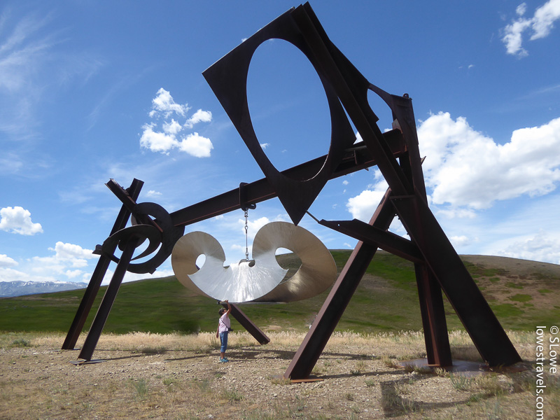 Beethoven's Quartet / Mark di Suvero