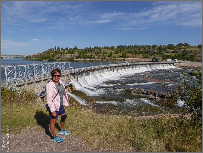 Black Eagle Falls Dam