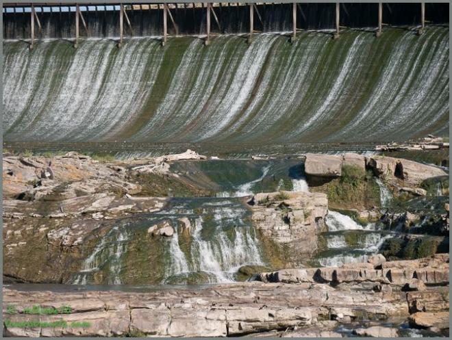 Ryan Falls Dam