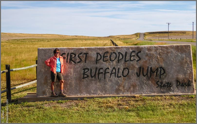 First Buffalo Jump State Park