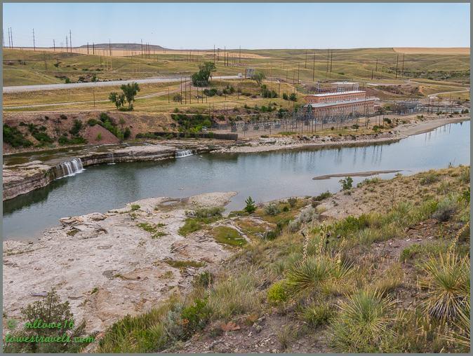 Crooked Falls Dam