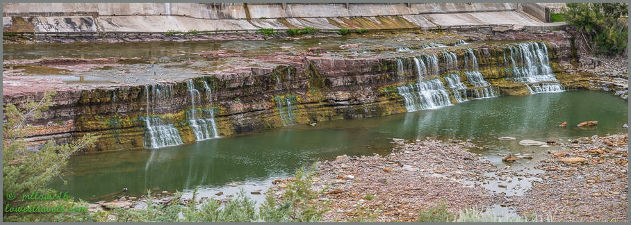 Rainbow Falls Dam