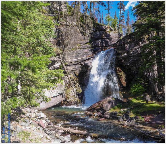 Barring Falls