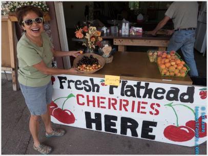 Flathead Cherries