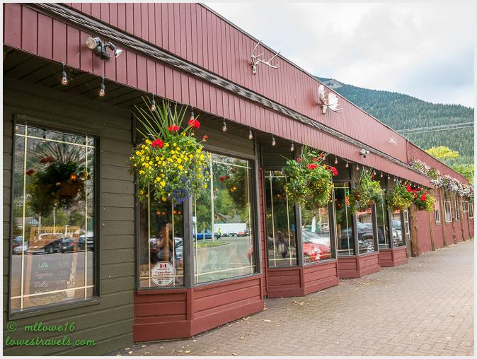 Waterton Village